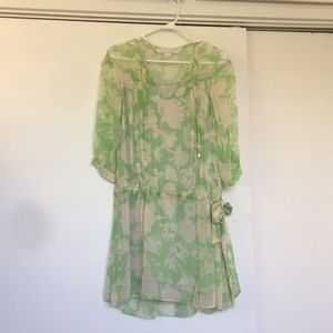 Diane Von Furstenberg Silk Dress Size 0